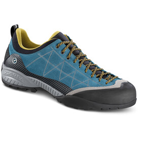 Scarpa Zen Pro Shoes Men lake blue/mustard